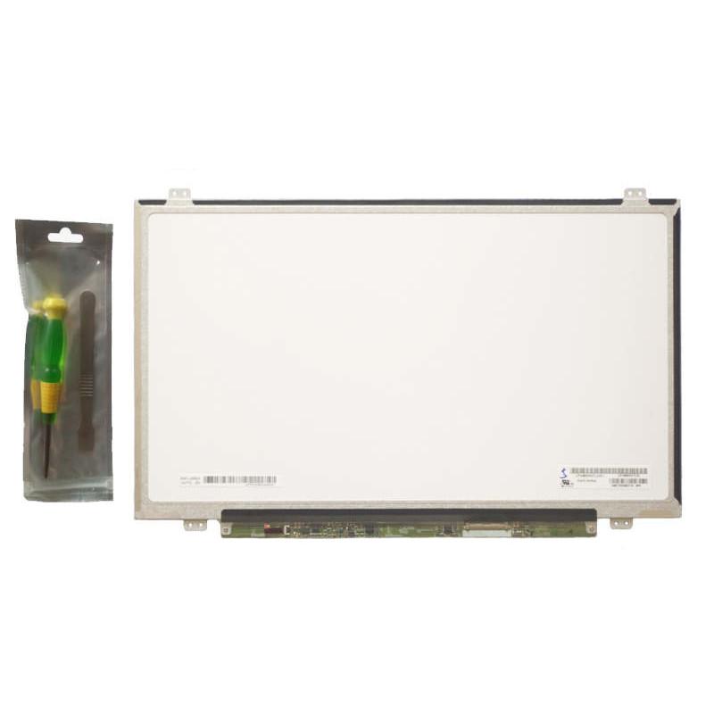 """Écran LCD 14"""" LED pour eMachine D640-P322G25Mnk?s + outils de montage"""