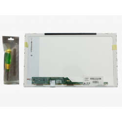 Écran LCD 15.6 LED pour ordinateur portable GATEWAY NV5502U + outils de montage