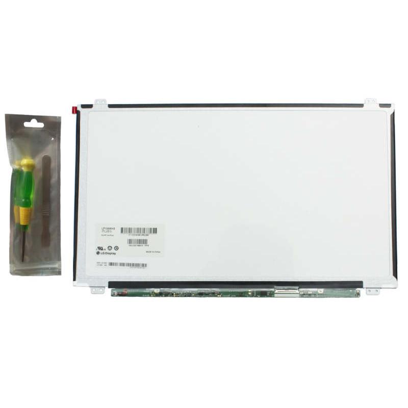 Écran LCD 15.6 SLIM Pour ordinateur portable HP Pavilion Sleekbook 15-B060SF + outils de montage