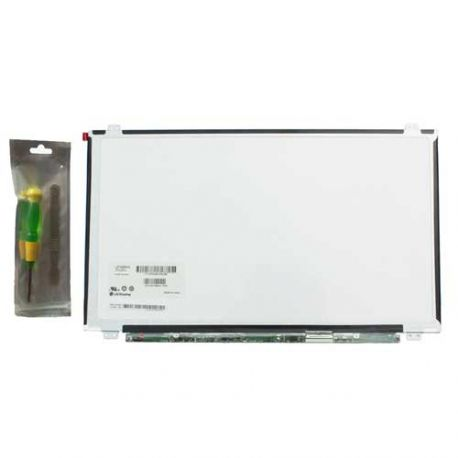 Dalle cran 15 6 slim pour pc portable toshiba satellite for Dalle ecran pc