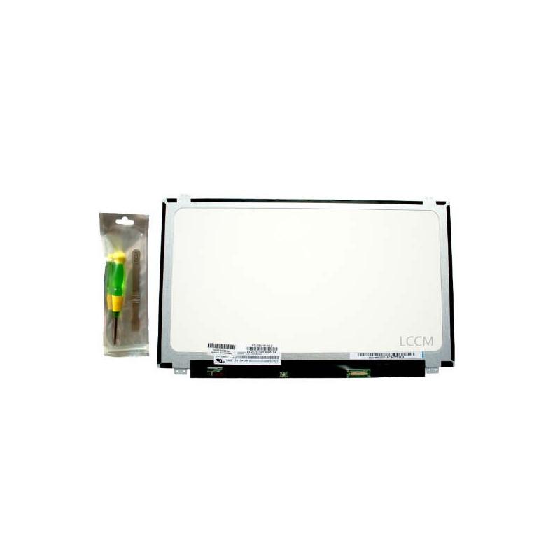 Dalle lcd 15.6 slim LED edp pour Packard Bell TG71BM-C3ZA