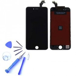 Ecran iPhone 6 noir - Kit de réparation complet