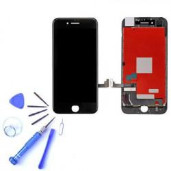 Ecran iPhone 7 Plus noir - Kit de réparation complet