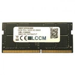 Barrette de ram DDR4 pour MSI GE62 7RE-026X