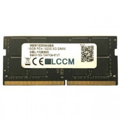 Barrette de ram DDR4 pour MSI GE62 7RE-810FR